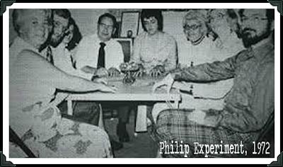 philip experiment foto di gruppo