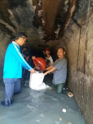 Pendangkalan Kali Apur Penyebab Banjir di Rengasdengklok Selatan