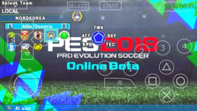Download Game PES 2018 PPSSPP Save Data Full Transfer High Compressed Terbaru