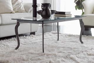 mesa forja centro, mesa sofa centro, mesa baja