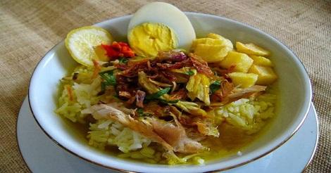 Soto Daging Sapi Khas Jawa Timur