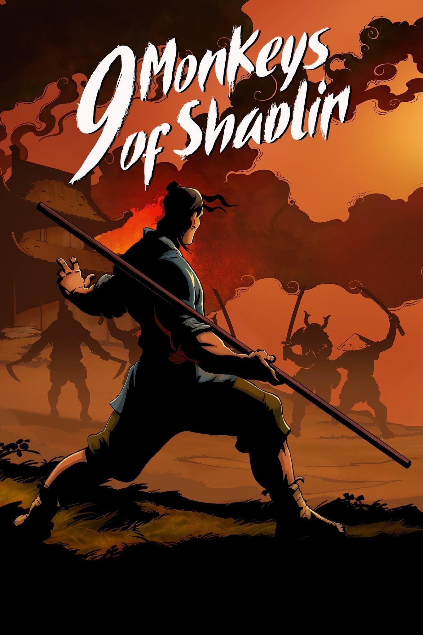 Baixar 9 Monkeys of Shaolin Torrent (PC)