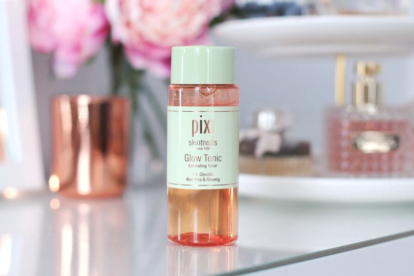 Pixi Beauty glow tonic toner review