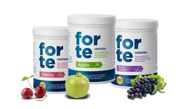 Gel Forte с плодов вкус