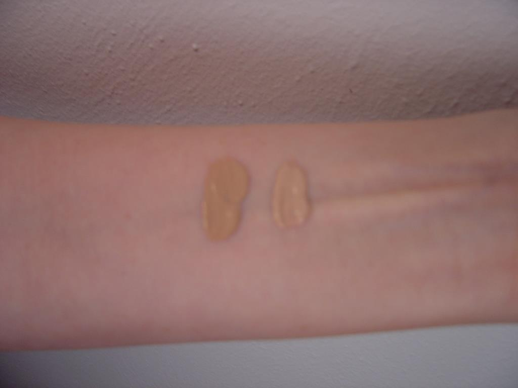 swatches of Rimmel Match Perfection Foundations.jpeg