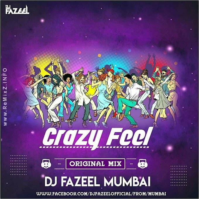 Crazy Feel (Original Mix) DJ Fazeel Mumbai