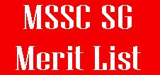 MSSC Security Guard Merit List