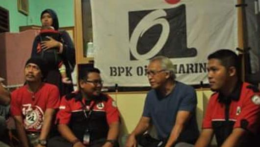 Silaturahmi BPK Oi se Kaltim Bersama BPP Oi dan Iwan Fals
