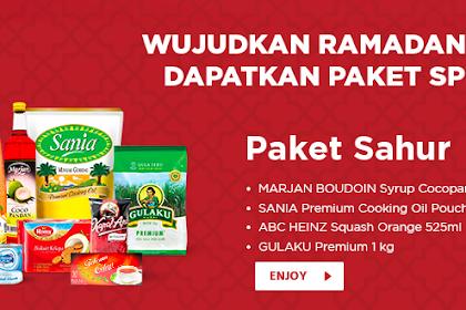 Promo Ramadhan Tawarkan Berbagai Barang dengan Diskon Menggiurkan