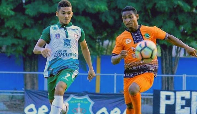 Semeru FC vs PSN Ngada