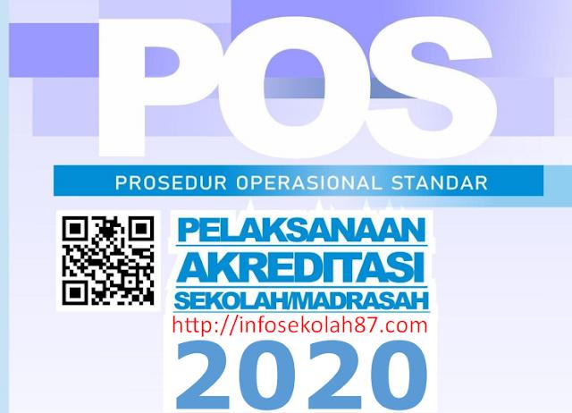 Terbaru POS Akreditasi Sekolah/Madrasah Tahun 2020