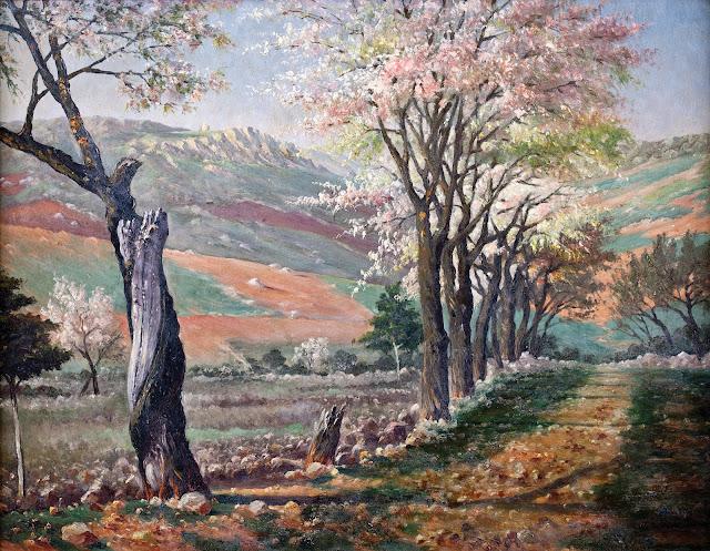 José Nogué Massó, Paisajistas españoles, Paisajes de José Nogué, Pintor español, Pintores de Tarragona, José Nogué, Pintores Catalanes, Pintor Nogué Massó