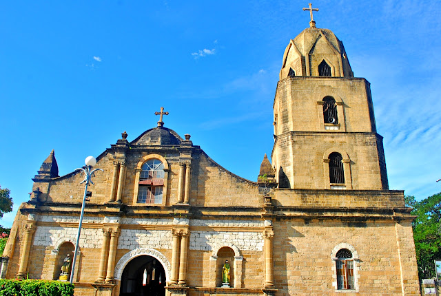 Guimbal Church in Iloilo