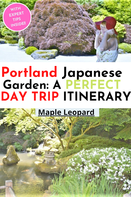 PortlandJapanseGarden, Daytripguide, Travel, Portlandtravel