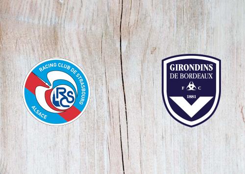 Strasbourg vs Bordeaux -Highlights 20 December 2020