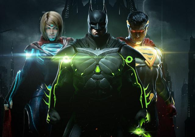 متطلبات تشغيل لعبة injustice 2 للحاسوب