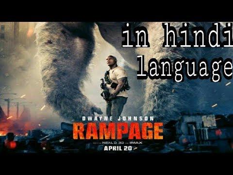 Rampage ( 2018 ) Full Movie