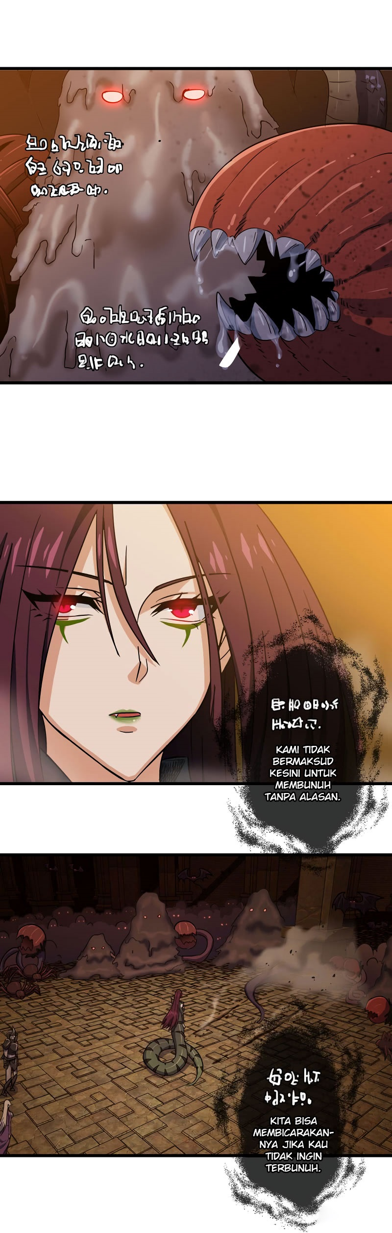 My Wife is a Demon Queen Chapter 166-172