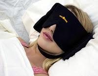 Dreamcatcher Quiet Sleep Mask Pillow
