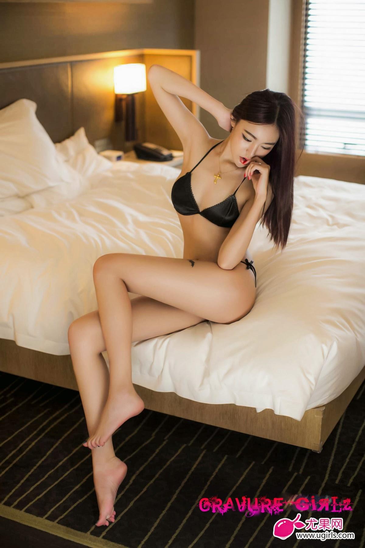 Chi Wan Guo 湿婉郭 | Young Chinese Girl Hot! Ugirls_尤果网 No.26 ...
