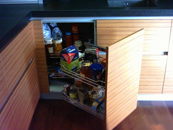Rincones de cocina de fácil acceso: comodidad ante todo - Cocinas ...