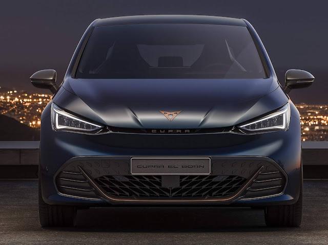 Nasce o el-Born: primeiro carro totalmente elétrico da Cupra