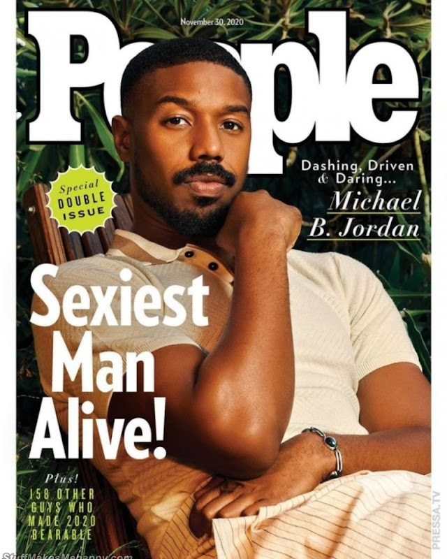 The Sexiest Men 2020 by People Magazine