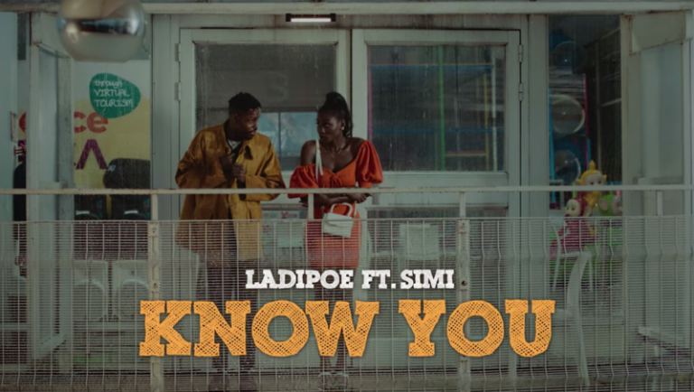 "Ladipoe f. Simi – ""Know You Video"" #Arewapublisize"