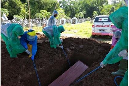Sejak Pandemi Corona, 37 Warga Bojonegoro Meninggal Positif Covid-19