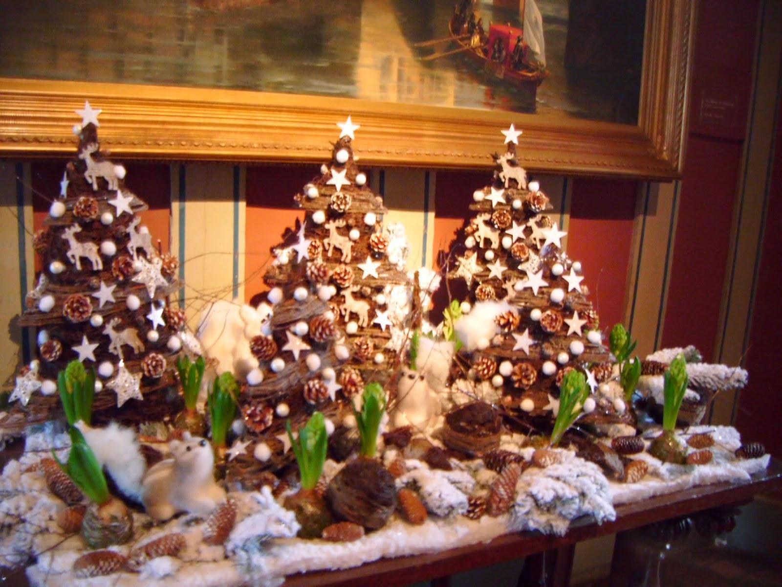 Chenonceau Decoration Noel
