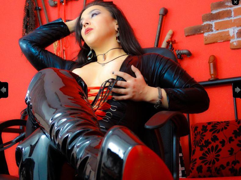 Queen_Paige Model Skype