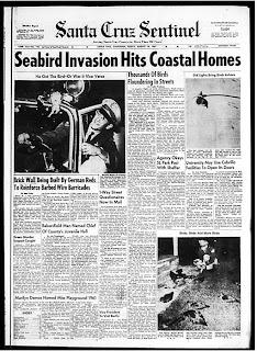 Santa Cruz Sentinel 1961