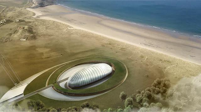Rolls-Royce планирует построить мини-ядерные реакторы, которые могут быть введены в эксплуатацию к 2029 году.