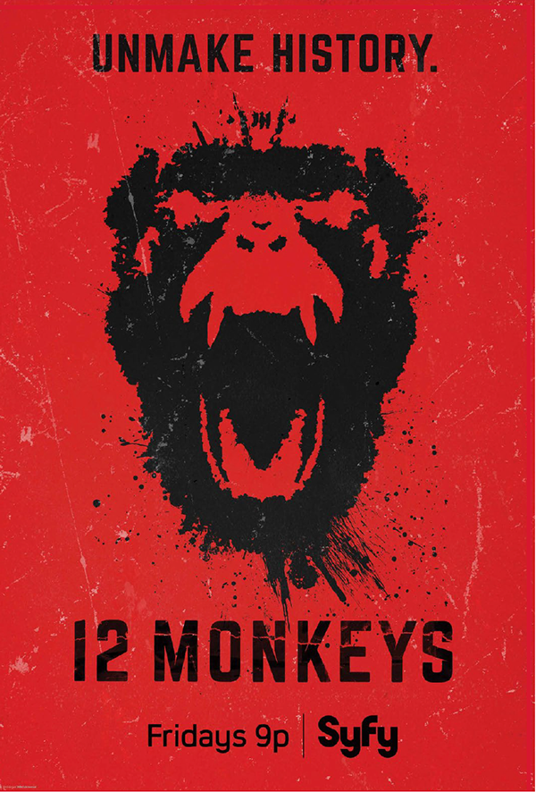 12 Monkeys Temporada 1 y 2 1080p Dual Latino/Ingles