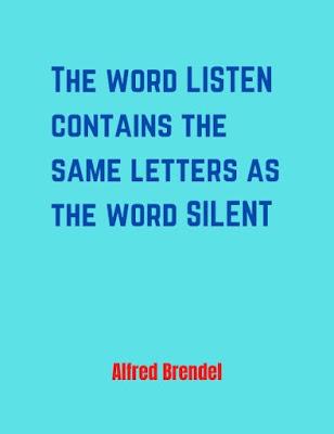 Good listening quote