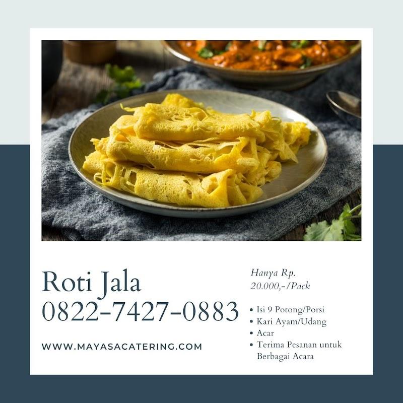 TERLEZAT, Call 0822-7427-0883, Jual Roti Jala Di Medan