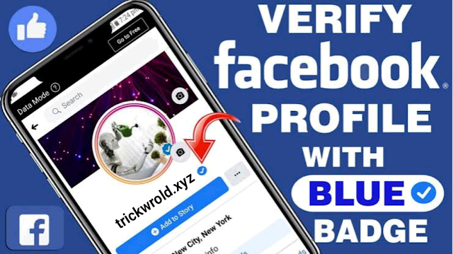 How to Verify your facebook profile or page with blue badge verification without celebrity.