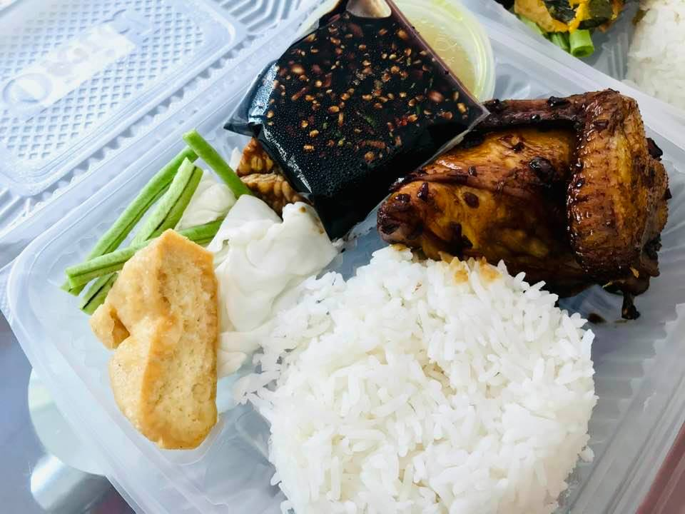 Food delivery area JB - Nasi Ayam Penyet Special Chef Eat, byfarahh.com