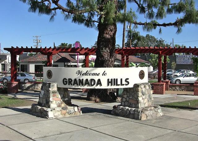 Granada Hills District Los Angeles Districts