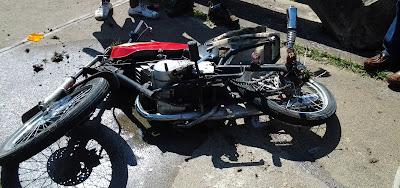 Resultado de imagen para Mueren cuatro personas se desplazaban en moto por dajabon