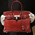 Un sac Hermes le plus cher au monde - Mode Luxe et glamour