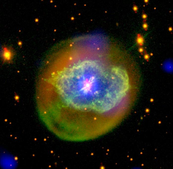 Astronomy Cmarchesin: Born-again planetary nebula