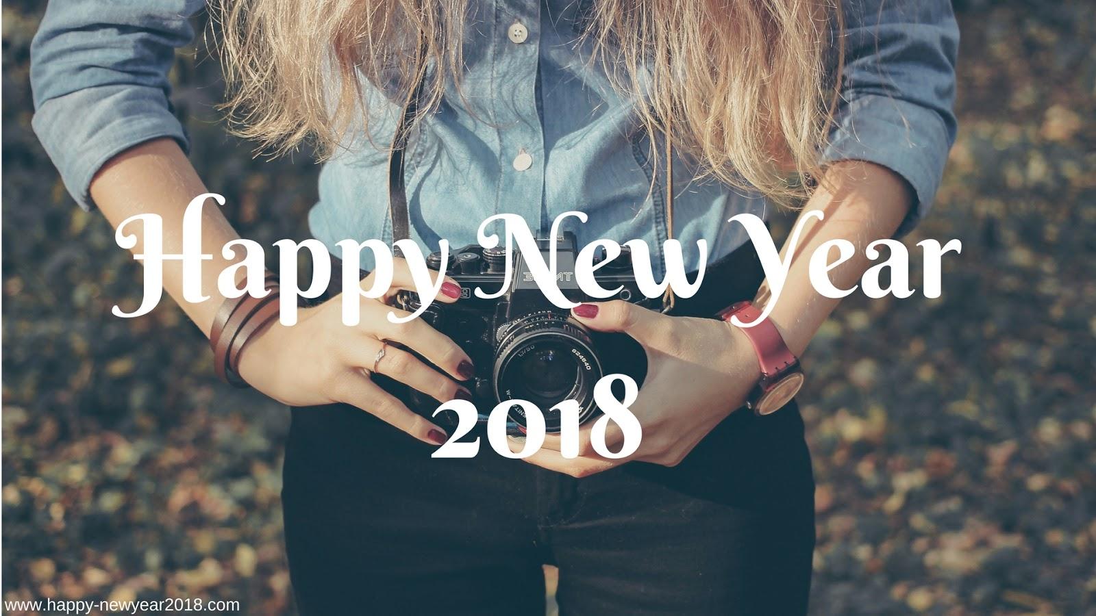 happy new year 2018 desktop wallpapers hd