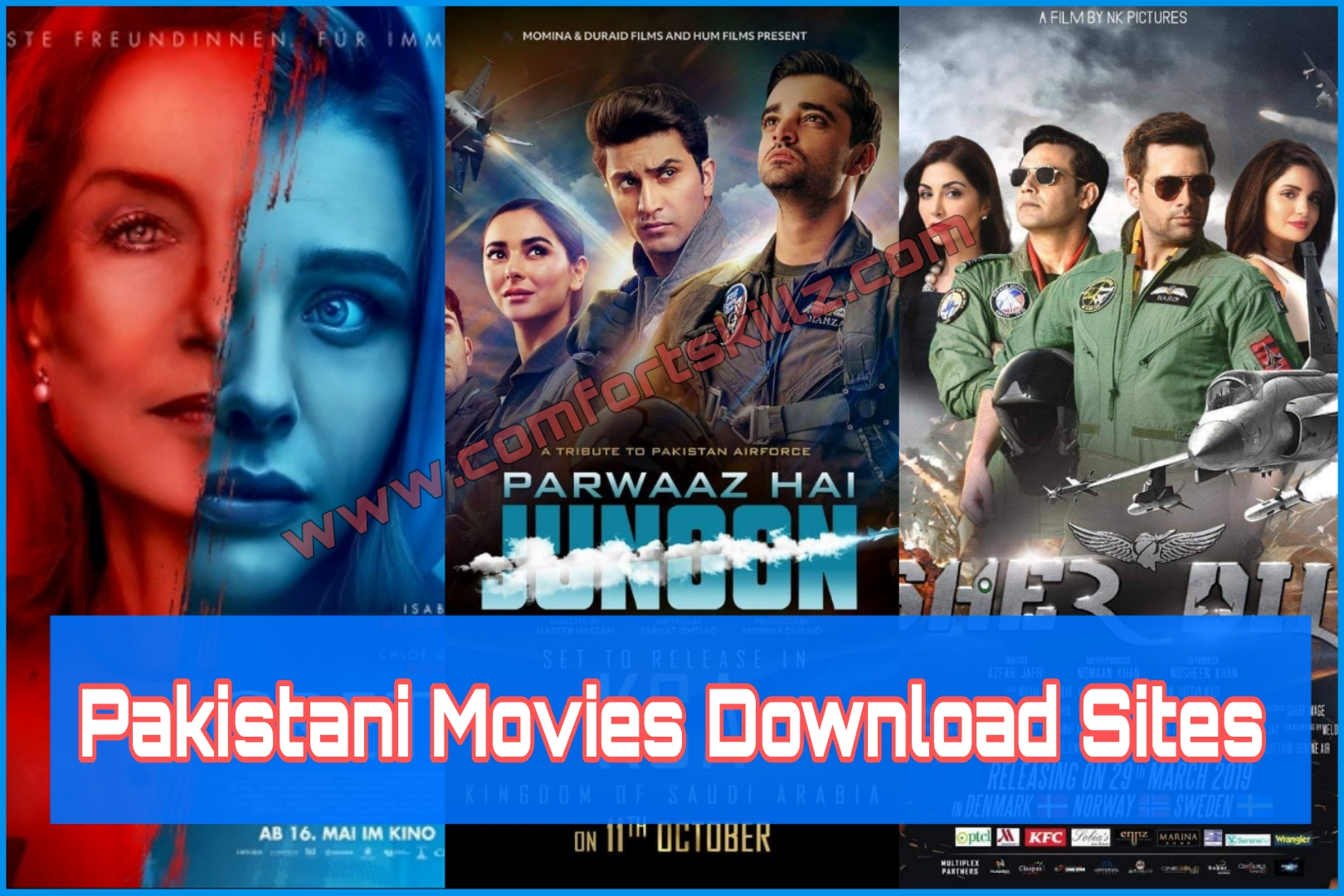 Websites Watch Download Pakistani Movies for Free