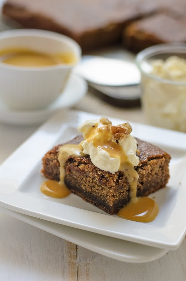 Sticky Date Pudding image