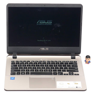 Laptop Asus A407M Intel N4000 Second Malang