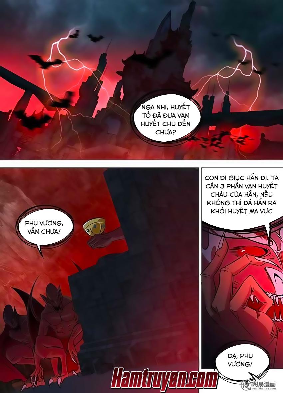 Vĩnh Hằng Chí Tôn Chap 103 - Trang 6
