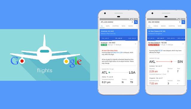 Google Flights Got new Flight Delays Prediction & Cheapest Fare Feature : Grab it Now