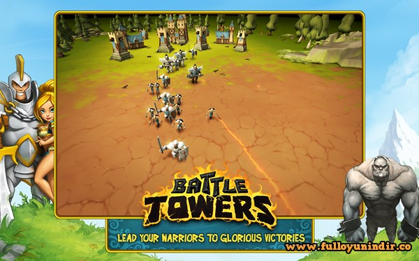Battle Towers Apk indir