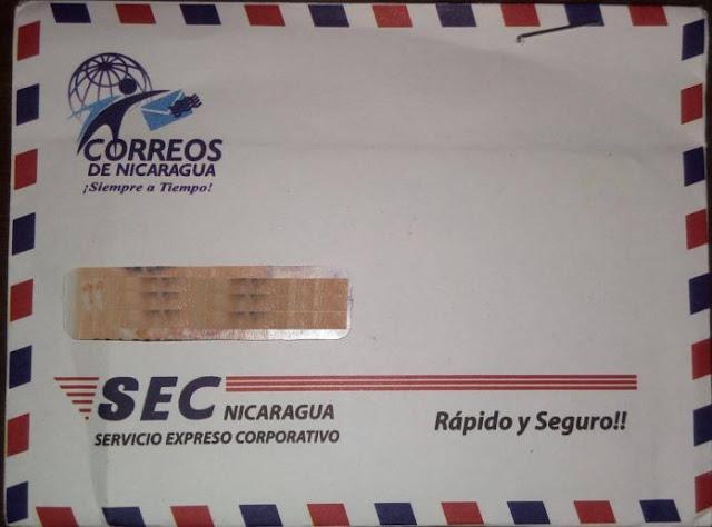 licencia de conducir por correos de nicaragua